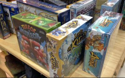 El boom de los juegos de mesa de autor