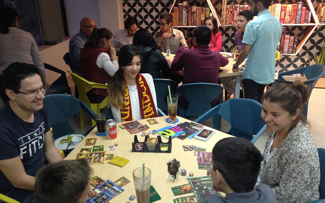 Tips para poner un Board Game Café (y no morir en el intento) Parte 1