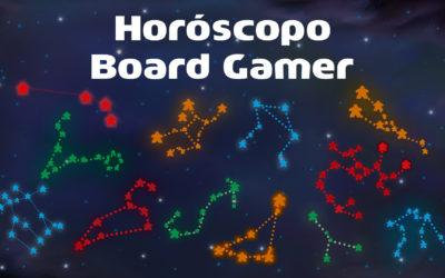 Horóscopo Board Gamer. Enero 2018.